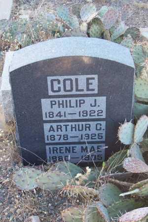 COLE, IRENE MAE - Gila County, Arizona | IRENE MAE COLE - Arizona Gravestone Photos