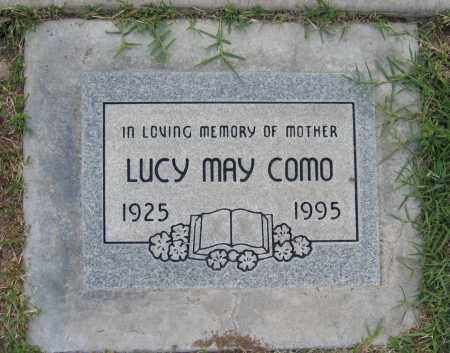 COMO, LUCY - Gila County, Arizona   LUCY COMO - Arizona Gravestone Photos
