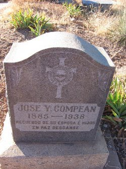 COMPEAN, JOSE Y - Gila County, Arizona | JOSE Y COMPEAN - Arizona Gravestone Photos