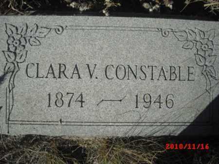 CONSTABLE, CLARA - Gila County, Arizona   CLARA CONSTABLE - Arizona Gravestone Photos