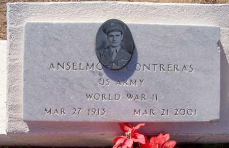CONTRERAS, ANSELMO  M. - Gila County, Arizona | ANSELMO  M. CONTRERAS - Arizona Gravestone Photos