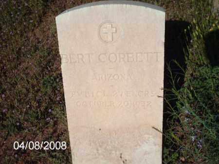 CORBETT, BERT - Gila County, Arizona | BERT CORBETT - Arizona Gravestone Photos