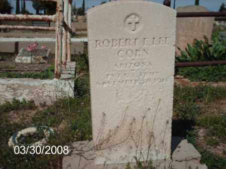 CORN, ROBERT E. LEE - Gila County, Arizona   ROBERT E. LEE CORN - Arizona Gravestone Photos