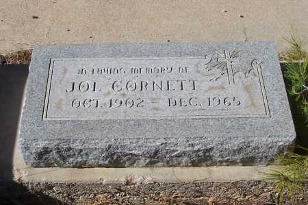 CORNETT, JOE - Gila County, Arizona | JOE CORNETT - Arizona Gravestone Photos