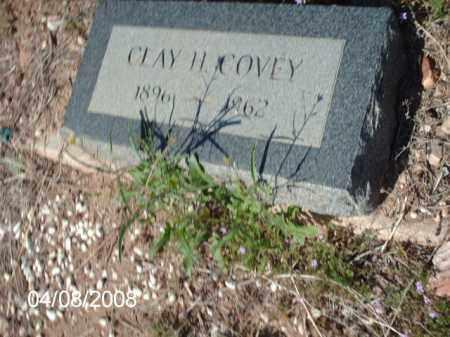 COVEY, CLAY H. - Gila County, Arizona | CLAY H. COVEY - Arizona Gravestone Photos