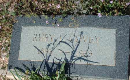 COVEY, RUBY L. - Gila County, Arizona | RUBY L. COVEY - Arizona Gravestone Photos