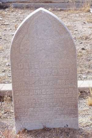 CRAWFORD, ORREN S. - Gila County, Arizona | ORREN S. CRAWFORD - Arizona Gravestone Photos