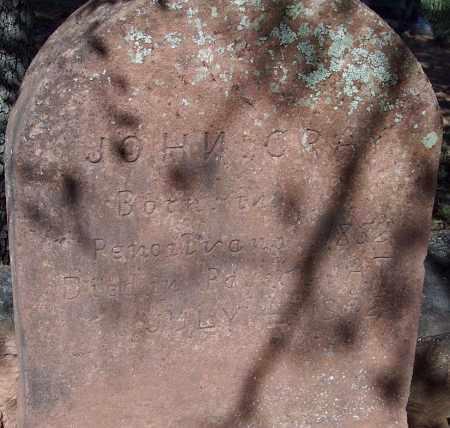 GRAY, JOHN - Gila County, Arizona | JOHN GRAY - Arizona Gravestone Photos