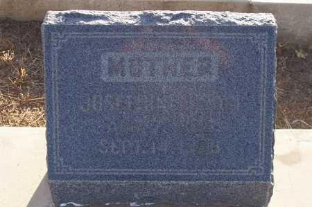 CROCI, JOSEPHINE - Gila County, Arizona | JOSEPHINE CROCI - Arizona Gravestone Photos