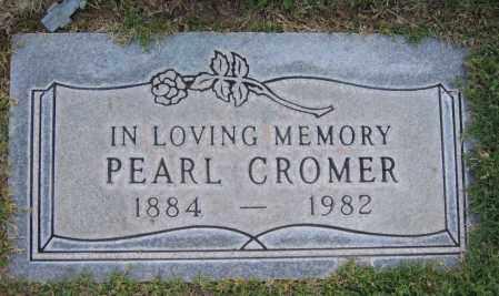 CROMER, PEARL - Gila County, Arizona   PEARL CROMER - Arizona Gravestone Photos