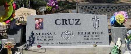 "CRUZ, FILIBERTO R. ""GILI"" - Gila County, Arizona | FILIBERTO R. ""GILI"" CRUZ - Arizona Gravestone Photos"