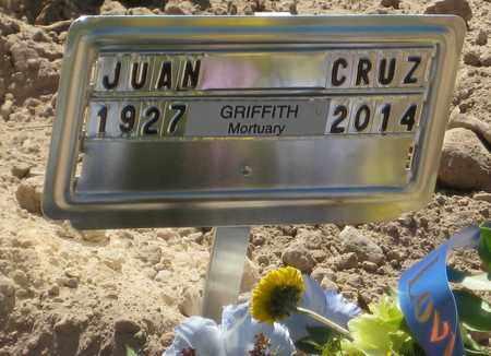 "CRUZ, JUAN A. ""JUANITO"" - Gila County, Arizona | JUAN A. ""JUANITO"" CRUZ - Arizona Gravestone Photos"