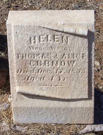 CURNOW, HELEN - Gila County, Arizona | HELEN CURNOW - Arizona Gravestone Photos