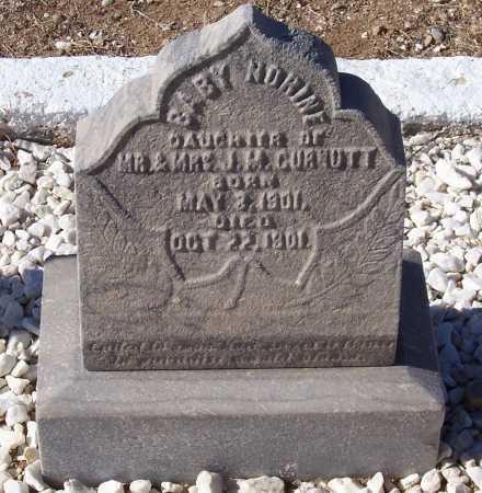 CURNUTT, NORINE - Gila County, Arizona | NORINE CURNUTT - Arizona Gravestone Photos