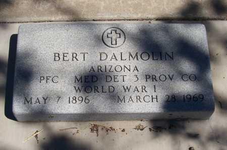 DALMOLIN, BERT - Gila County, Arizona   BERT DALMOLIN - Arizona Gravestone Photos