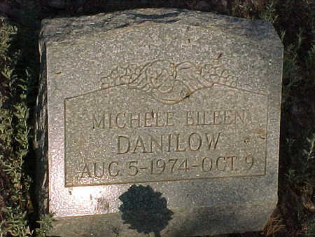DANILOW, MICHELE  ELLEEN - Gila County, Arizona   MICHELE  ELLEEN DANILOW - Arizona Gravestone Photos