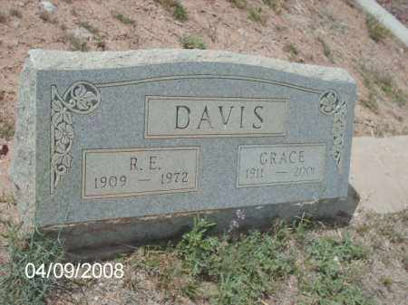 DAVIS, GRACE - Gila County, Arizona | GRACE DAVIS - Arizona Gravestone Photos