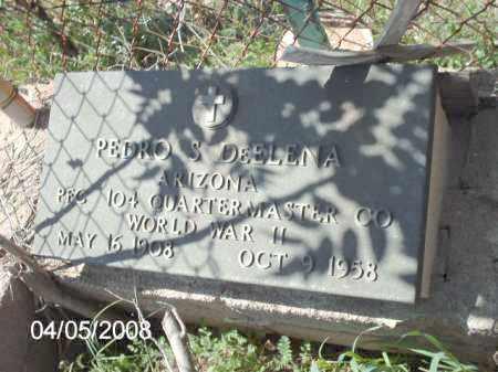 DEELENA, PEDRO S. - Gila County, Arizona | PEDRO S. DEELENA - Arizona Gravestone Photos