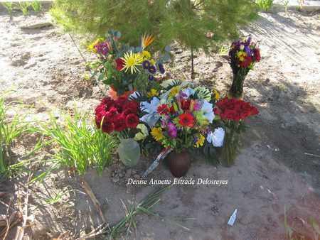 DELOSREYES, DENISE ANNETTE - Gila County, Arizona | DENISE ANNETTE DELOSREYES - Arizona Gravestone Photos