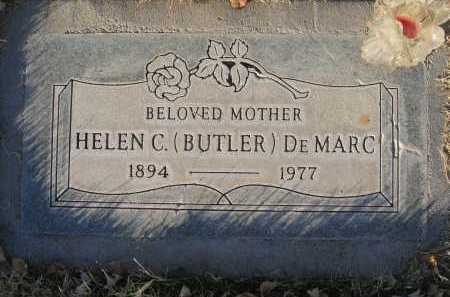 DEMARC, HELEN - Gila County, Arizona | HELEN DEMARC - Arizona Gravestone Photos