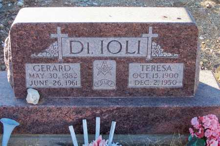 DI IOLI, GERARD - Gila County, Arizona | GERARD DI IOLI - Arizona Gravestone Photos
