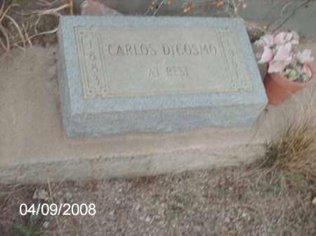 DICOSMO, CARLOS - Gila County, Arizona | CARLOS DICOSMO - Arizona Gravestone Photos