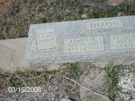 DIXON, JAMES - Gila County, Arizona | JAMES DIXON - Arizona Gravestone Photos