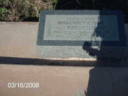 DOOLITTLE, MARGARET - Gila County, Arizona | MARGARET DOOLITTLE - Arizona Gravestone Photos