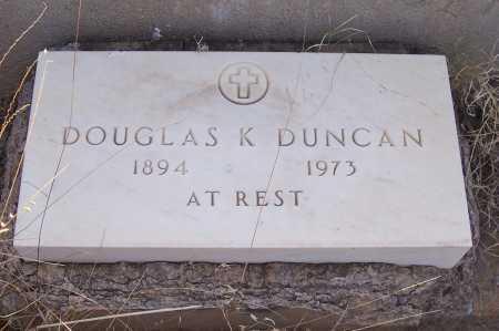 DUNCAN, DOUGLAS K. - Gila County, Arizona   DOUGLAS K. DUNCAN - Arizona Gravestone Photos
