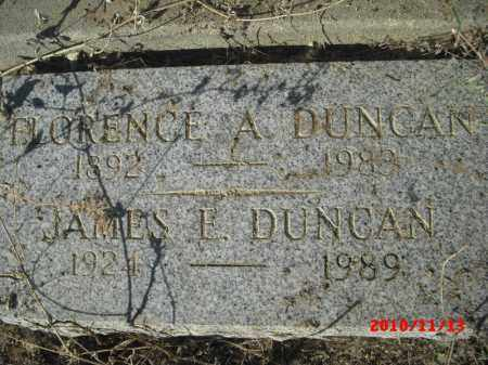 DUNCAN, JAMES - Gila County, Arizona | JAMES DUNCAN - Arizona Gravestone Photos