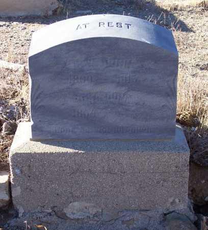 DUNN, C.W. - Gila County, Arizona | C.W. DUNN - Arizona Gravestone Photos