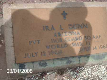 DUNN, IRA - Gila County, Arizona | IRA DUNN - Arizona Gravestone Photos