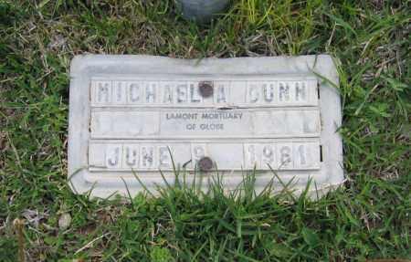 DUNN, MICHAEL - Gila County, Arizona   MICHAEL DUNN - Arizona Gravestone Photos