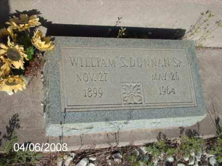 DUNNAN, WILLIAM S., SR. - Gila County, Arizona   WILLIAM S., SR. DUNNAN - Arizona Gravestone Photos