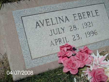 EBERLE, AVELINA - Gila County, Arizona | AVELINA EBERLE - Arizona Gravestone Photos