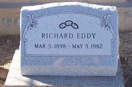 EDDY, RICHARD - Gila County, Arizona | RICHARD EDDY - Arizona Gravestone Photos