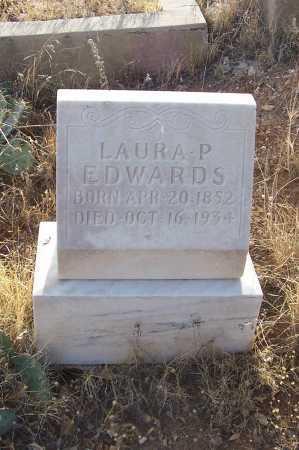 RICE EDWARDS, LAURA P. - Gila County, Arizona | LAURA P. RICE EDWARDS - Arizona Gravestone Photos