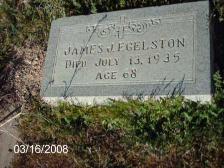 EGELSTON, JAMES - Gila County, Arizona   JAMES EGELSTON - Arizona Gravestone Photos