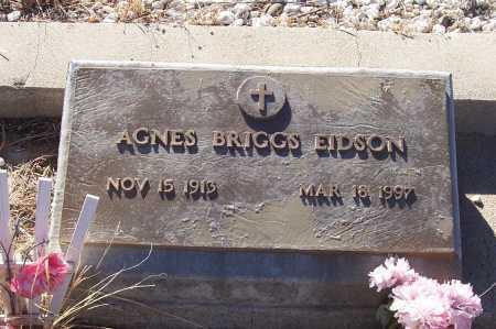 EIDSON, AGNES - Gila County, Arizona | AGNES EIDSON - Arizona Gravestone Photos