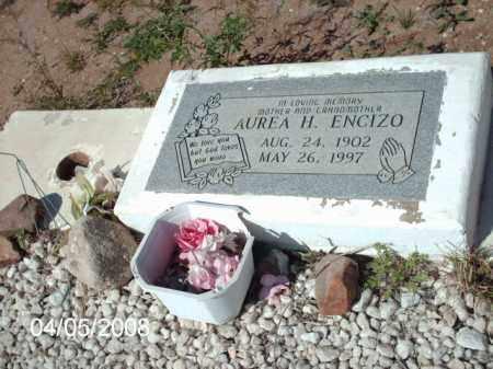 ENCIZO, AUREA  H. - Gila County, Arizona   AUREA  H. ENCIZO - Arizona Gravestone Photos