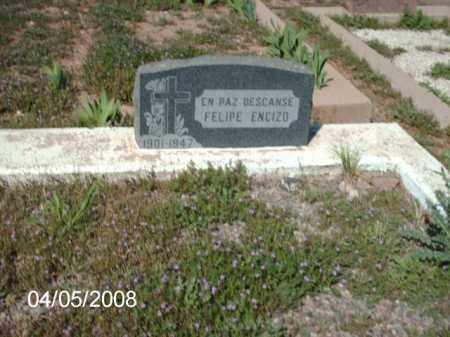 ENCIZO, FELIPE - Gila County, Arizona | FELIPE ENCIZO - Arizona Gravestone Photos