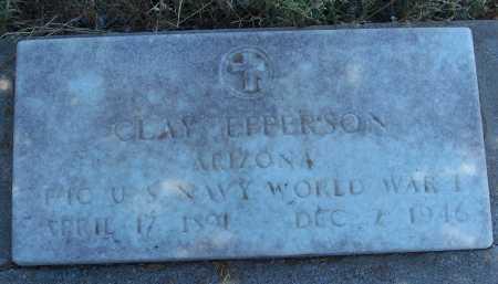 EPPERSON, CLAY - Gila County, Arizona | CLAY EPPERSON - Arizona Gravestone Photos