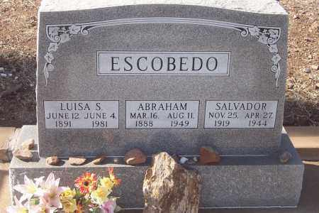 ESCOBEDO, LUISA - Gila County, Arizona | LUISA ESCOBEDO - Arizona Gravestone Photos