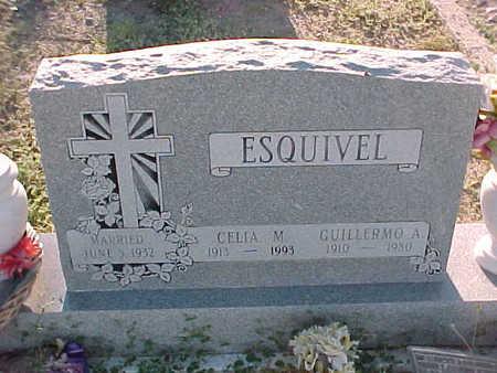 ESQUIVEL, CELIA  M. - Gila County, Arizona | CELIA  M. ESQUIVEL - Arizona Gravestone Photos