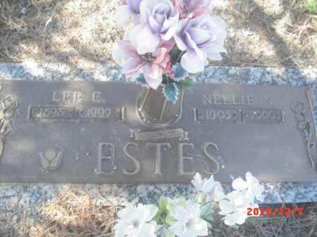 ESTES, LEE E. - Gila County, Arizona | LEE E. ESTES - Arizona Gravestone Photos