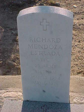 ESTRADA, RICHARD  MENDOZA - Gila County, Arizona   RICHARD  MENDOZA ESTRADA - Arizona Gravestone Photos