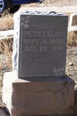 FALBO, PETE - Gila County, Arizona | PETE FALBO - Arizona Gravestone Photos