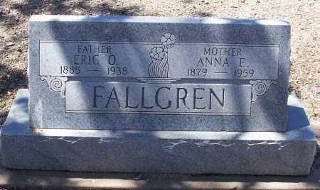 FALLGREN, ERIC O. - Gila County, Arizona | ERIC O. FALLGREN - Arizona Gravestone Photos