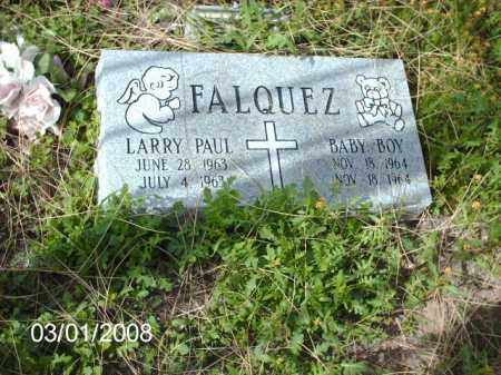 FALQUEZ, BABY BOY - Gila County, Arizona | BABY BOY FALQUEZ - Arizona Gravestone Photos