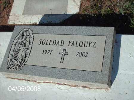 FALQUEZ, SOLEDAD - Gila County, Arizona | SOLEDAD FALQUEZ - Arizona Gravestone Photos